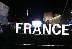 Экспо Франции стоковые изображения