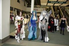 экспо 2008 anime Стоковые Изображения