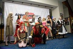 экспо 2008 anime Стоковое Изображение RF