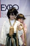 экспо 2008 anime Стоковое Изображение