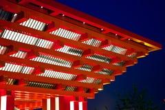 экспо 2010 shanghai Стоковое Изображение RF