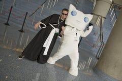 экспо anime 2008 8495 Стоковые Фотографии RF