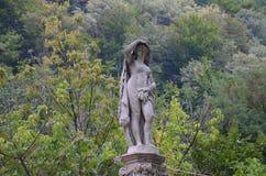 Экстерьер австрийских имперских ванн - Herculane Стоковое Фото