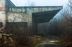 экстерьер здания промышленный Стоковая Фотография RF