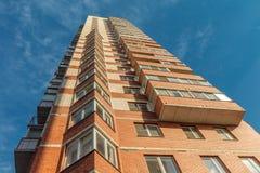 экстерьер здания самомоднейший Стоковая Фотография RF