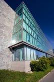 экстерьер здания самомоднейший Стоковое фото RF