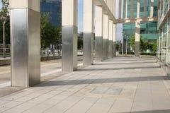 экстерьер здания самомоднейший Стоковое Фото
