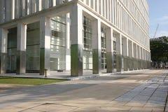экстерьер здания самомоднейший Стоковое Изображение