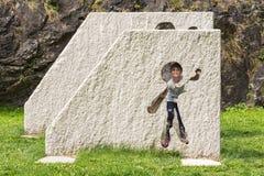 Экстерьер крепости Akershus в Осло, Норвегии Стоковое Изображение