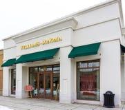 Экстерьер магазина розничной торговли Williams-Sonoma стоковая фотография