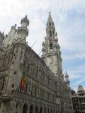 Экстерьер фантастического португальского собора Стоковые Фото