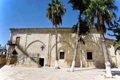 Экстерьер церков St Paul, Tarsus, Mersin, Турция Стоковые Изображения RF