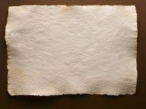 экстренная большая старая бумага Стоковые Изображения RF
