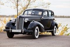экстренныйый выпуск автомобиля buick старый стоковое изображение rf