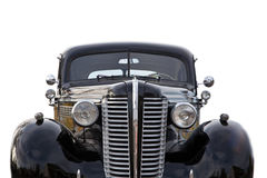 экстренныйый выпуск автомобиля buick старый стоковые фотографии rf