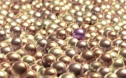 экстренныйый выпуск перлы Стоковая Фотография RF