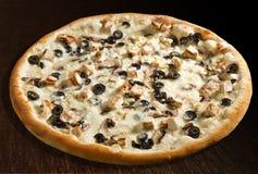 экстренныйый выпуск пиццы Стоковое Фото