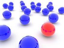 экстренныйый выпуск шарика Стоковое Изображение RF