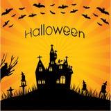 экстренныйый выпуск halloween предпосылки бесплатная иллюстрация
