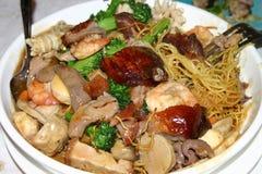 экстренныйый выпуск mein чау-чау Стоковая Фотография