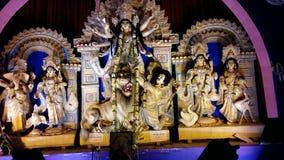 Экстренныйый выпуск puja Durga стоковые фото