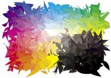 экстренный спектр Стоковое Фото