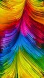 Элегантность красочной краски Стоковая Фотография RF