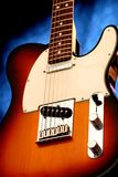 Электрическая гитара 9 Стоковые Фото