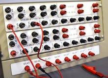 Электрическая доска Стоковые Изображения RF