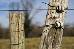 электрическая загородка Стоковая Фотография RF