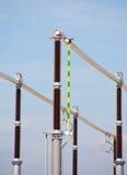 электрическая индустрия Стоковая Фотография