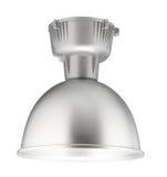 электрическая лампа потолка Стоковое фото RF