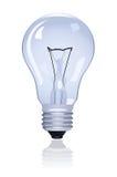 электрическая лампа иллюстрация штока