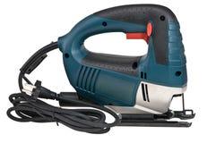 электрическая пилка для ажурных работ Стоковое Изображение RF