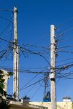 электрическая сила ямайки Стоковое Изображение RF