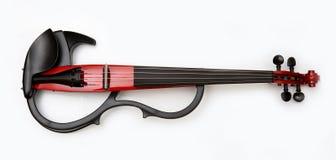 электрическая скрипка Стоковая Фотография