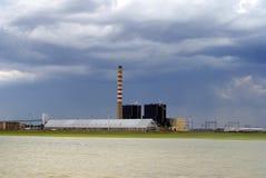 электрическая станция Стоковое Изображение RF