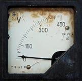 электрическая старая панель Стоковая Фотография RF