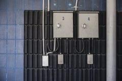 Электрическая штепсельная вилка стоковое изображение rf