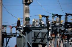 электрическая энергия Стоковые Изображения RF