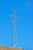 Электрическая энергия Стоковое Изображение RF