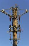 электрические переключатели Стоковые Изображения