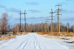 Электрические подстанции Altaya Стоковые Изображения RF