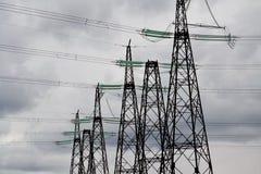 Электрические подстанции Altaya Стоковое Фото