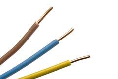 электрические проводы Стоковое Изображение RF