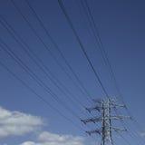 электрические проводы Стоковая Фотография RF