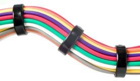 электрические различные проводы Стоковые Фото