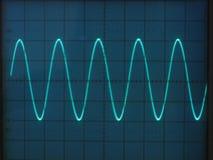 электрические сигналы Стоковые Фото