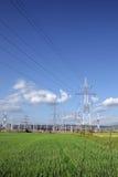 электрические штендеры Стоковое Изображение