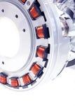 электрический двигатель Стоковое Изображение RF